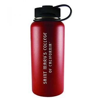 Saint Mary's College of California -32 oz. Travel Tumbler-Red