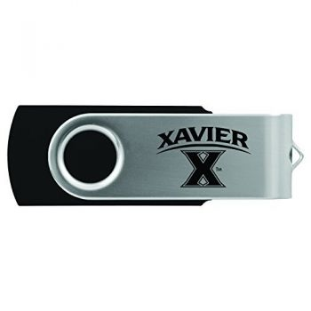 Xavier University-8GB 2.0 USB Flash Drive-Black