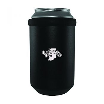 Indiana State University -Ultimate Tailgate Can Cooler-Black
