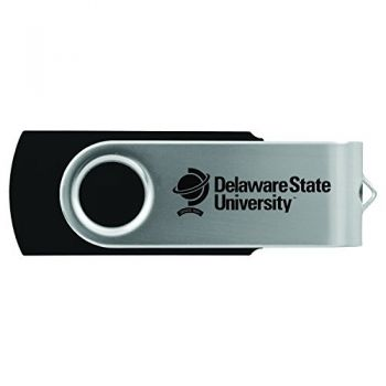 Delaware State University -8GB 2.0 USB Flash Drive-Black
