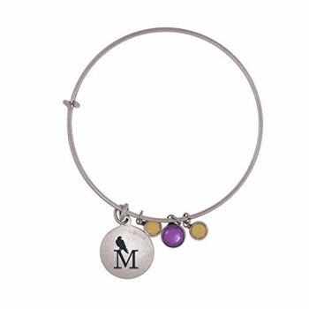 University of Montevallo-Frankie Tyler Charmed Bracelet