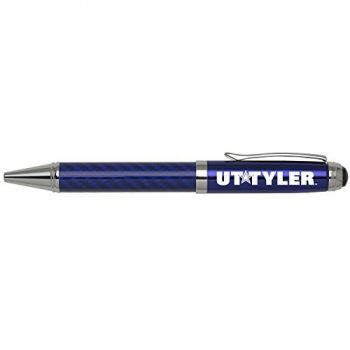 University of Texas at Tyler-Carbon Fiber Mechanical Pencil-Blue
