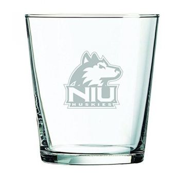 Northern Illinois University -13 oz. Rocks Glass