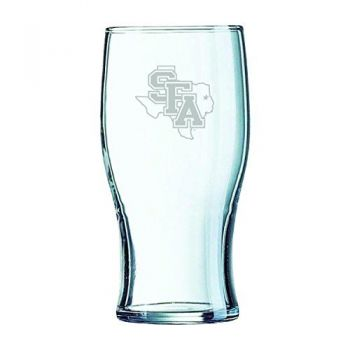 Stephen F. Austin State University-Irish Pub Glass