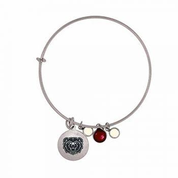 Missouri State University-Frankie Tyler Charmed Bracelet