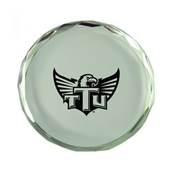 Tennessee Technological University-Crystal Paper Weight