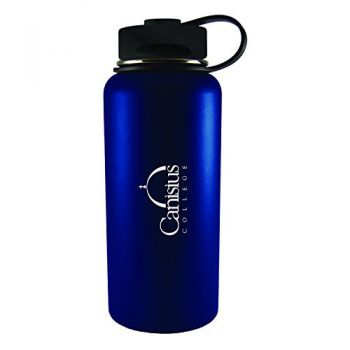 Canisus College -32 oz. Travel Tumbler-Blue
