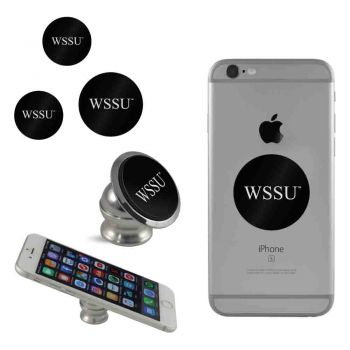 Winston-Salem State University -Magnetic Tech Mount
