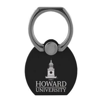 University of Idaho |Multi-Functional Phone Stand Tech Ring|Black