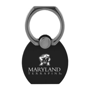 University of Maryland|Multi-Functional Phone Stand Tech Ring|Black