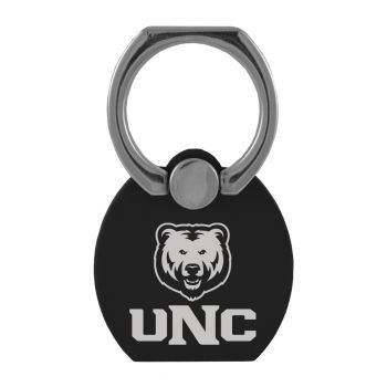 University of Northern Colorado|Multi-Functional Phone Stand Tech Ring|Black