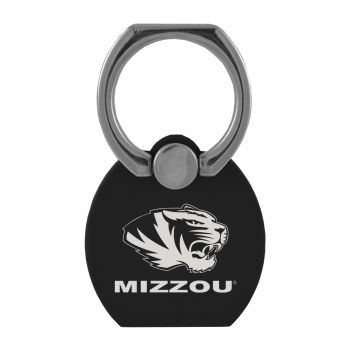 University of Missouri|Multi-Functional Phone Stand Tech Ring|Black