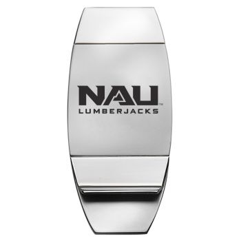 Northern Arizona University - Two-Toned Money Clip