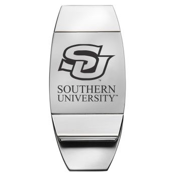 Southern University and A&M College - Two-Toned Money Clip