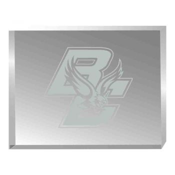 Boston College-Acrylic Award Desk Piece-Paperweight