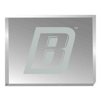 Bryant University-Acrylic Award Desk Piece-Paperweight