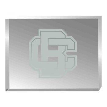 Bethune-Cookman University-Acrylic Award Desk Piece-Paperweight