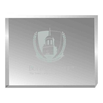 Buffalo State University - The State Universtiy of New York-Acrylic Award Desk Piece-Paperweight