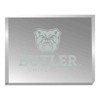 Butler University-Acrylic Award Desk Piece-Paperweight