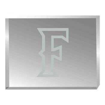 California State Univeristy Fullerton -Acrylic Award Desk Piece-Paperweight