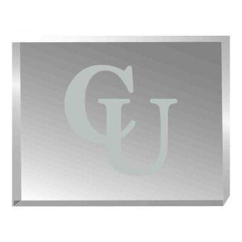 Campbell University-Acrylic Award Desk Piece-Paperweight
