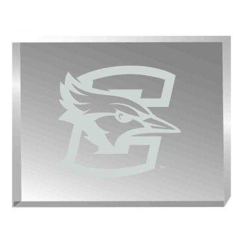 Creighton University-Acrylic Award Desk Piece-Paperweight