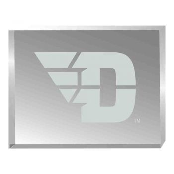 University of Dayton-Acrylic Award Desk Piece-Paperweight