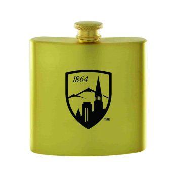 University of Denver-Contemporary Metals Flask-Gold