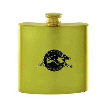 University of Indianapolis-Contemporary Metals Flask-Gold