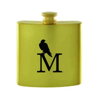 University of Montevallo-Contemporary Metals Flask-Gold