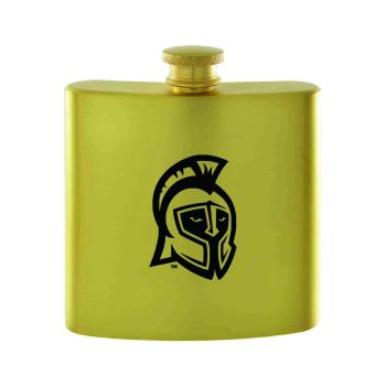 University of West Florida-Contemporary Metals Flask-Gold