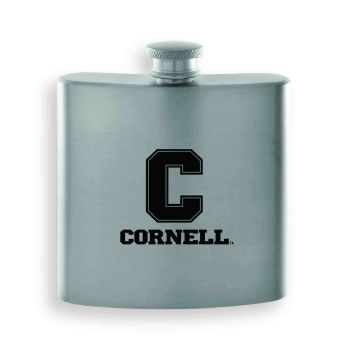 Coastal Carolina University-Contemporary Metals Flask-Silver
