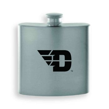 University of Dayton-Contemporary Metals Flask-Silver