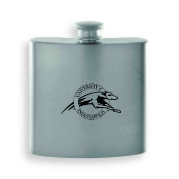 University of Indianapolis-Contemporary Metals Flask-Silver