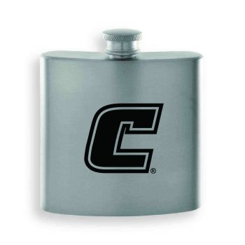 University of Tennessee at Chattanooga-Contemporary Metals Flask-Silver