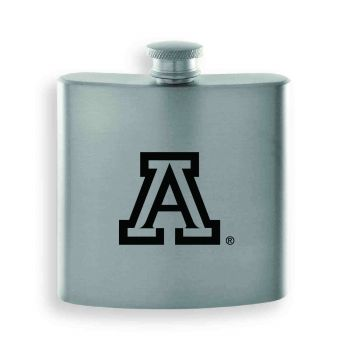 University of Arizona-Contemporary Metals Flask-Silver