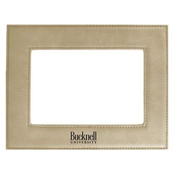 Bucknell University-Velour Picture Frame 4x6-Tan