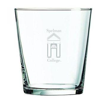 Spelman College -13 oz. Rocks Glass