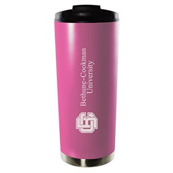 Bethune-16oz. Stainless Steel Vacuum Insulated Travel Mug Tumbler-Pink