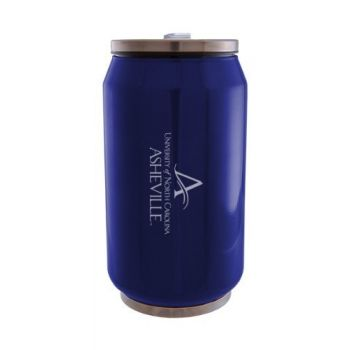 University of North Carolina at Asheville - Stainless Steel Tailgate Can - Blue
