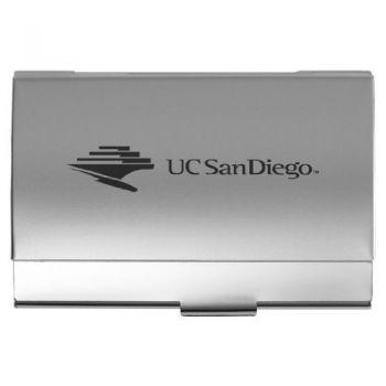 University of California - San Diego - Pocket Business Card Holder