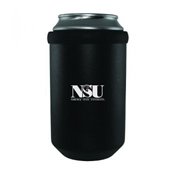 Norfolk State University -Ultimate Tailgate Can Cooler-Black