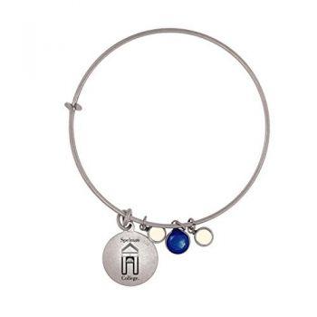 Spelman College-Frankie Tyler Charmed Bracelet
