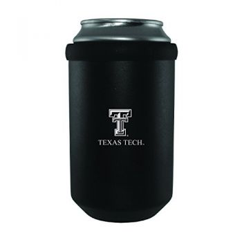 Texas Tech University -Ultimate Tailgate Can Cooler-Black