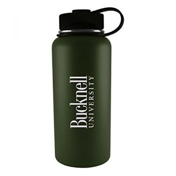 Bucknell University -32 oz. Travel Tumbler-Gun Metal