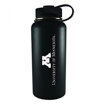 University of Minnesota -32 oz. Travel Tumbler-Black