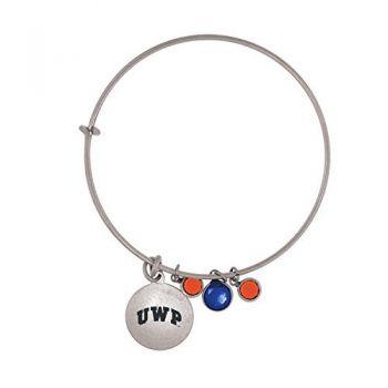 University of Wisconsin-Platteville-Frankie Tyler Charmed Bracelet