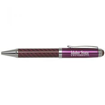 Idaho State University -Carbon Fiber Mechanical Pencil-Pink