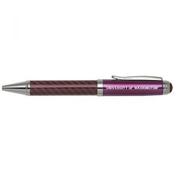 University of Washington-Carbon Fiber Mechanical Pencil-Pink