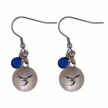 Delaware State University-Frankie Tyler Charmed Earrings